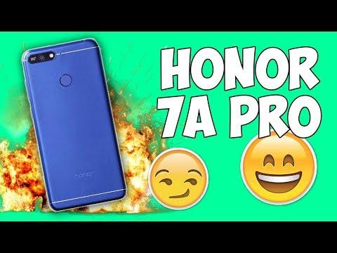 КУПИЛ СИНИЙ Honor 7A Pro НА Tmall ЗА 8000Р!