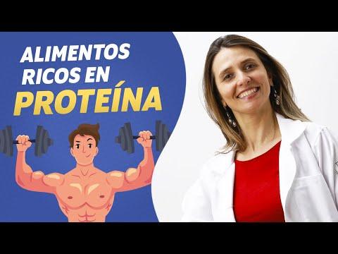 cuánta proteína necesita para ganar músculo y perder grasa
