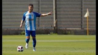 CF Talavera 0 - 1 Atlético Malagueño, Grupo IV Segunda B - 27-01-2019