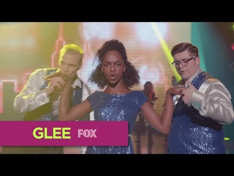 GLEE - Uptown Funk (Full Performance) HD