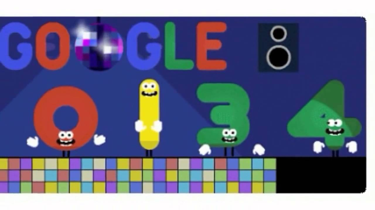happy new years eve 2013 2014 google doodle hd youtube