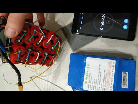 Аккумулятор для электро самоката. Самый лучший!  На элементах 18650.