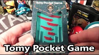 Turn n Tilt Tomy Pocket Game Toy Review - The No Swear Gamer