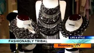 Life & Style: Fashionably tribal