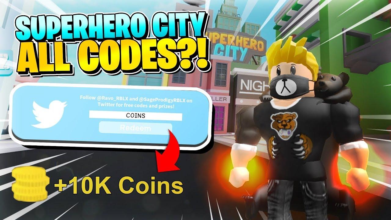 Roblox Superhero City Codes How To Start Itsbear Roblox Youtube