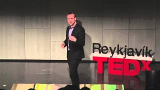 Why I teach people how to hack | Ýmir Vigfússon | TEDxReykjavík