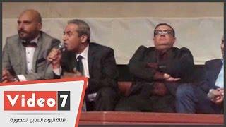 بالفيديو.. صبرى فواز مدافعا عن المشاهد الجنسية بالأفلام