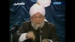 Question and Answer Session (8 Jan 1995, p2) with Hadhrat Mirza Tahir Ahmad ~ Islam Ahmadiyya