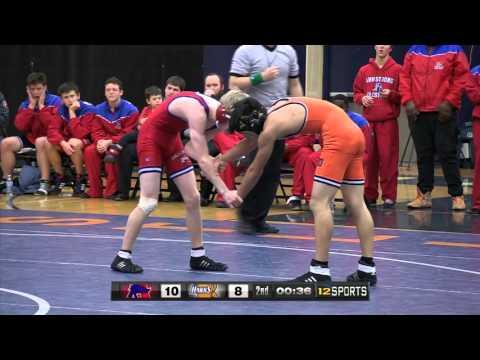 Armstrong vs. Cooper High School Wrestling