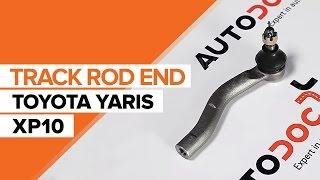 Replacing Windscreen washer motor on TOYOTA YARIS: workshop manual