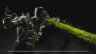 Mortal Kombat X - Reptile Fatalities