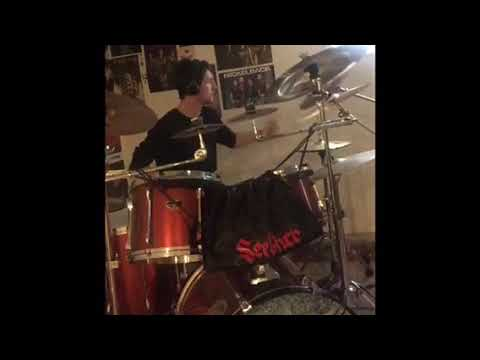 The Amity Affliction- Beltsville Blues Drum Cover