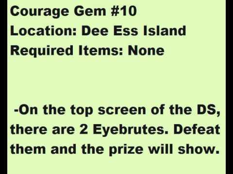 Dee ess island prizes