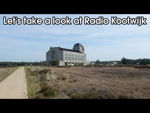 Let's take a look at Radio Kootwijk near Apeldoorn