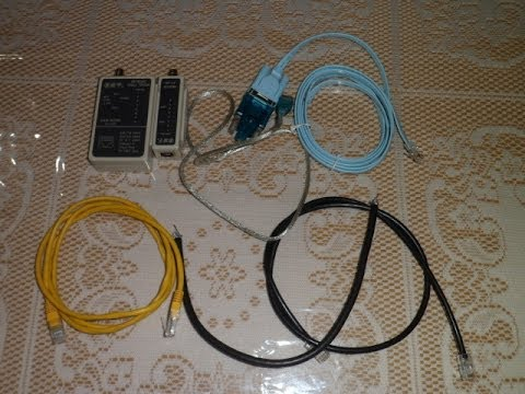 Network Cable Tester Review Eia Tia 568a 568b At Amp T 258a