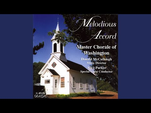 Melodious Accord arr A Parker : I Welcome: House of Our God Zion