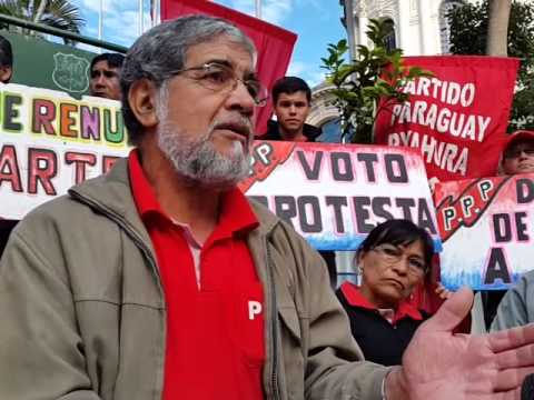 junta voto: