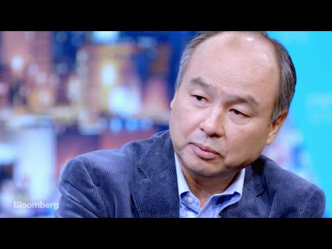 SoftBank CEO Says Sprint, T-Mobile Merger