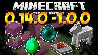 Minecraft PE 0.15.0 GamePlay / 1.0.0 GamePlay - Video Concepto (CONCEPT)