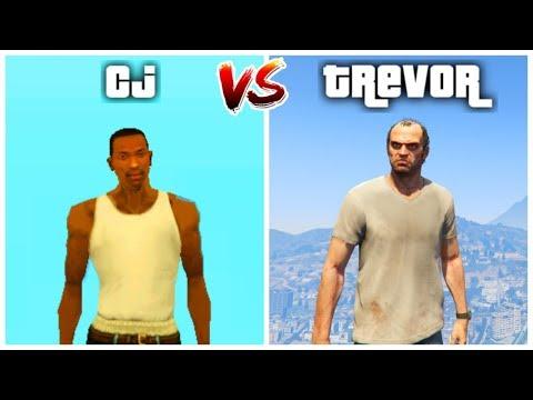 CJ vs Trevor