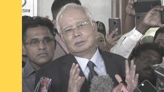 Saya bukan pencuri - Najib