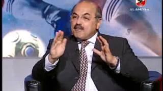 هشام حطب يوضح مدى تأثير ازمة اللجنه الاولمبيه على الرياضه المصريه