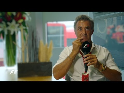 Grill The Grid Special: Jean Alesi