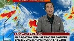 24 Oras: Habagat na pinalalakas ng bagong LPA, muling magpapaulan sa Luzon
