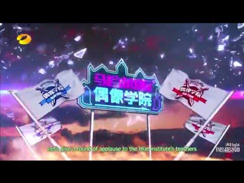 [ENGSUB] Happy Camp 150117 UNIQ HanGeng Bibi Zhou Full Episode
