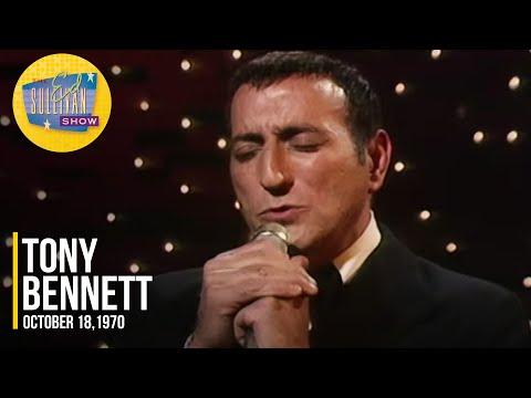 "Tony Bennett ""I'll Begin Again"" on The Ed Sullivan Show"