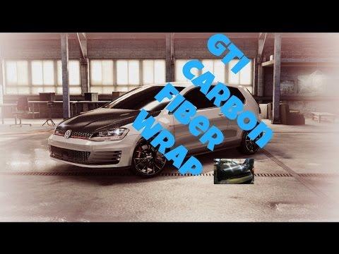 GTI Carbon Fiber Wrap