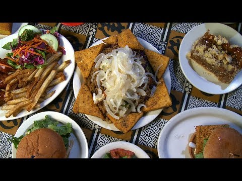 Chicago's Best Vegetarian: Original Soul Vegetarian