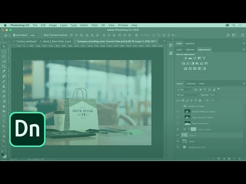 Get Started with Photoshop and Dimension CC | Adobe Creative Cloud