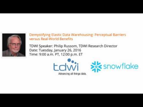 Demystifying Elastic Data Warehousing: Perceptual Barriers vs. Real-World Benefits