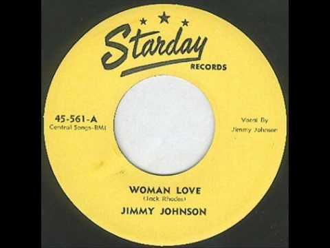 Jimmy Johnson - Woman Love ~ Rockabilly
