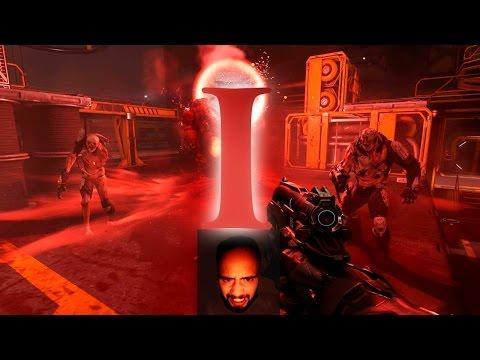 Doom 4 Gameplay (Part-1) 2016 - Español  (FULL HD)