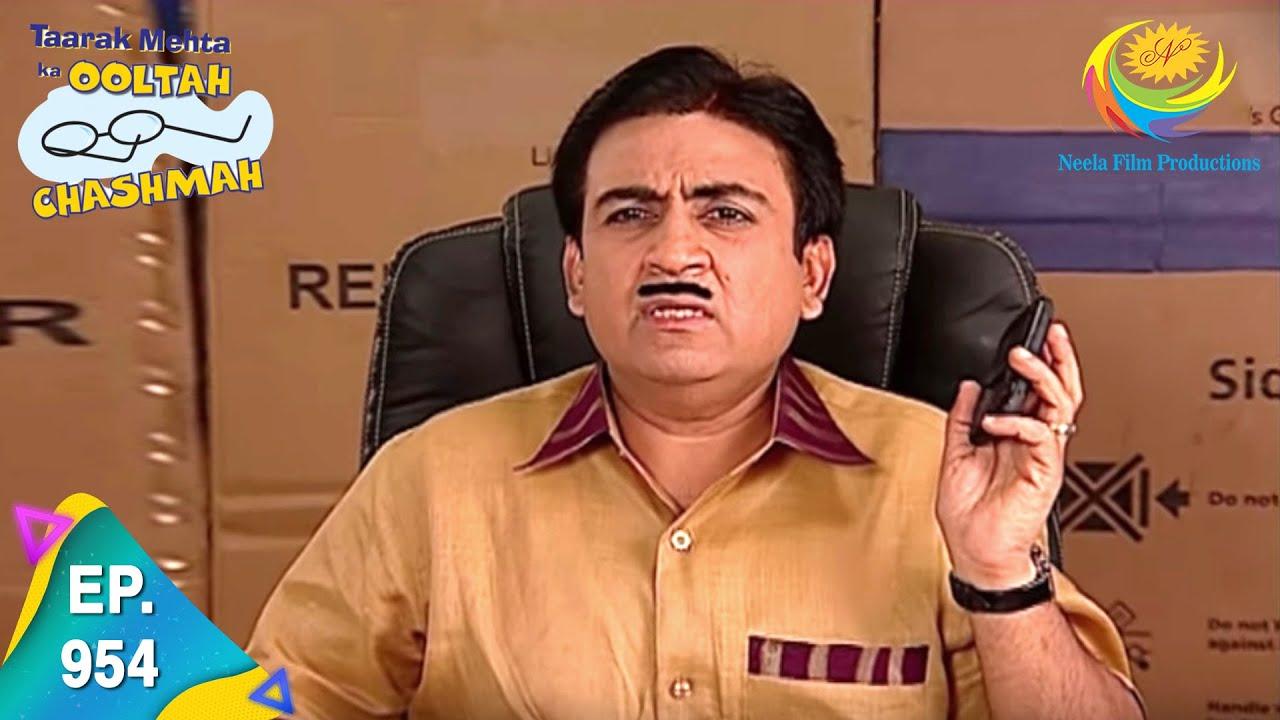 Download Taarak Mehta Ka Ooltah Chashmah - Episode 954 - Full Episode