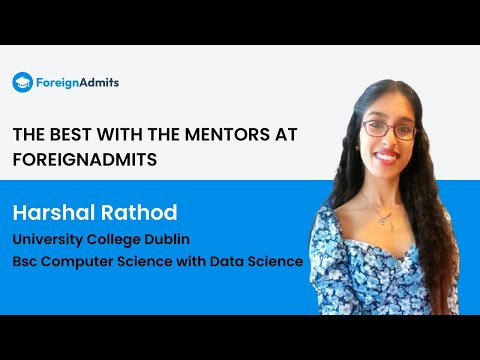 Mentor- Surabhi Agarwal | BSc- Computer Science & Data Science | University College Dublin | Ireland