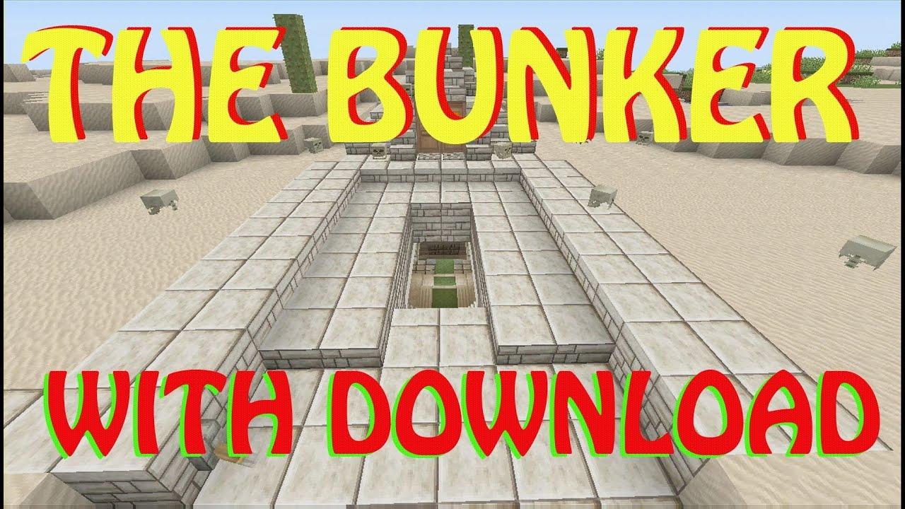 Ultimate underground redstone bunker [w/ 150 redstone mechanisms.