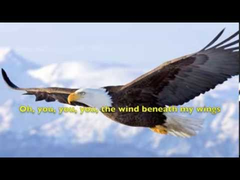 Wind Beneath My Wings lyrics Bette Midler