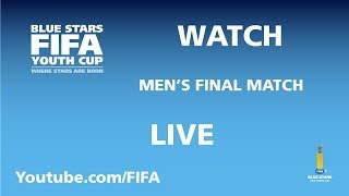 REPLAY - Blue Stars/FIFA Youth Cup 2019 - Men's Final Match LIVE !