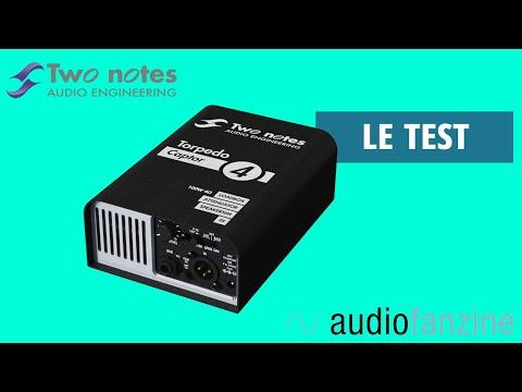 Two Notes Torpedo Captor - TEST en live !