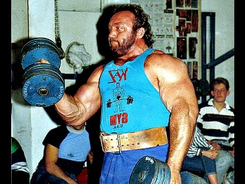 The Best Strength Athlete ever?
