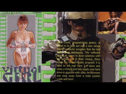 Download Virtual Girl (1998) VHS Tape