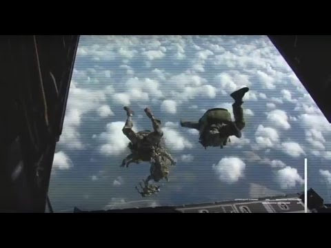 Becoming a Pararescue Specialist
