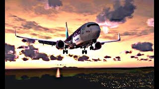 FSX | Princess Juliana - Trinidad and Tobago ✈ Caribbean Airlines Boeing 737NGX