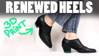 3D Printed Shoe Repair #shorts