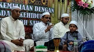 Full maulid diba Habib Abdullah Bin Ali Al Athos - Kediaman Habib Dilah Al Aidid