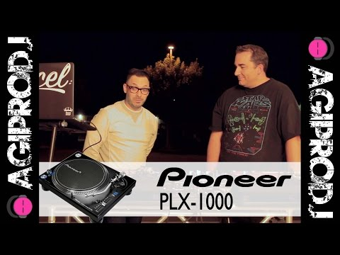 PIONEER PLX-1000 Scratch Session By DJ Excel | Agiprodj