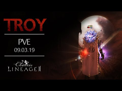 [Lineage 2 Classic EU] Troy - 20min Of Varka's Exp